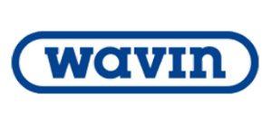 wavin - логотип